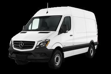 2017 Mercedes Benz Sprinter Cargo Van