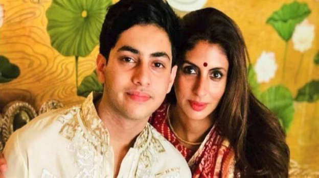 Did You Know These Facts About Amitabh Bachchan's Grandson
