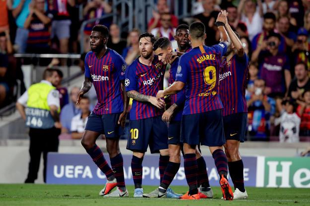 Barcelona Set New Wage Record As Football Salaries Continue To Climb