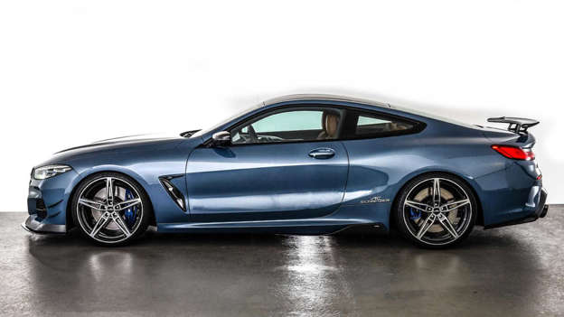 Bare ut BMW 8 Series Coupe from AC Schnitzer is dressed to impress ZC-15
