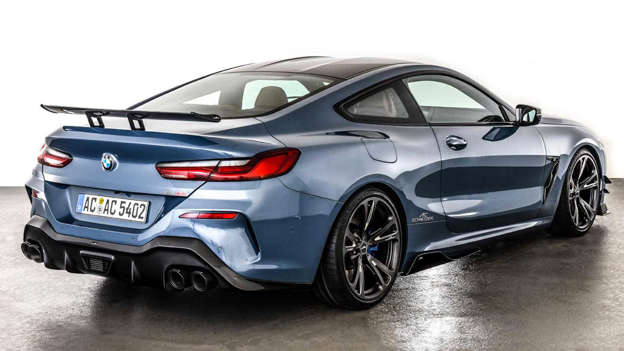 Nytt BMW 8 Series Coupe from AC Schnitzer is dressed to impress OL-13