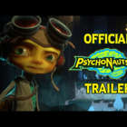Find out more and become a Slacker Backer at - https://www.fig.co/campaigns/psychonauts-2  Psychonauts 2 tells the story of Razputin Aquato, a gifted acrobat with psychic powers, as he fulfills his life-long goal of becoming an international psychic super-spy.  In other words, a Psychonaut.  Raz joins the Psychonauts at a dangerous time: a mole has infiltrated the organization and is planning to resurrect history's most cruelly powerful psychic villains.  Not knowing who to trust, Raz must dive into the history of the Psychonauts, and that of his own family, to fight the demons of their shared past.    Psychonauts 2 is set to release in 2019, on PCs and consoles.