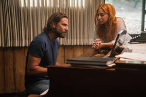 Editorial use only. No book cover usage. Mandatory Credit: Photo by Warner Bros/Moviestore/REX/Shutterstock (9937030c) Bradley Cooper, Lady Gaga A Star Is Born - 2018