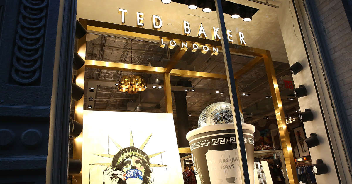 dacdfac9e372 Ted Baker CEO to take leave after new allegations
