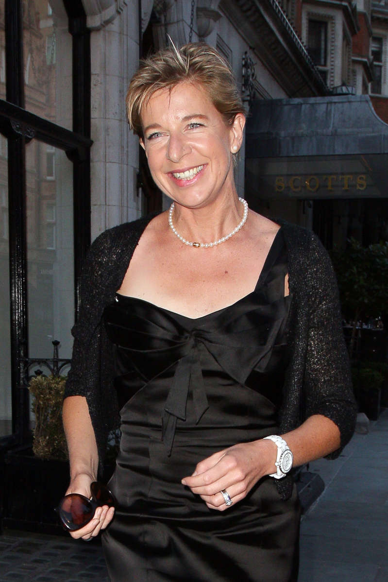 LONDON, ENGLAND - AUGUST 03: Katie Hopkins sighting on August 3, 2016 in London, England. (Photo by Mark Robert Milan/GC Images)