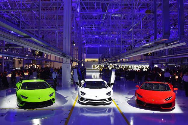 Lamborghini Urus To Be Showcased At Autocar Performance Show 2018