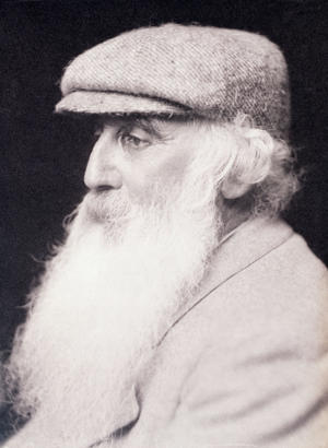 Camille Pissarro, French Impressionist painter, c1890-1903. Artist Frederick Hollyer. (Photo by Historica Graphica Collection/Heritage Images/Getty Images)