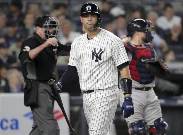 Yankees' Cashman says Sanchez will remain everyday catcher