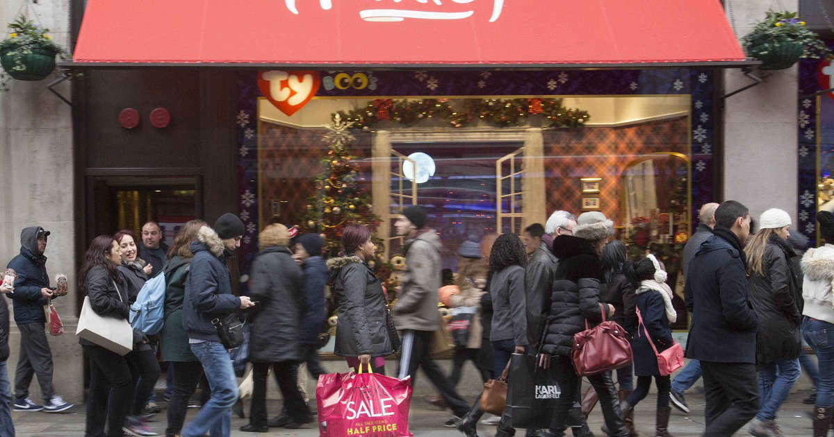 Hamley's pulls slime toy from sale after it failed Which