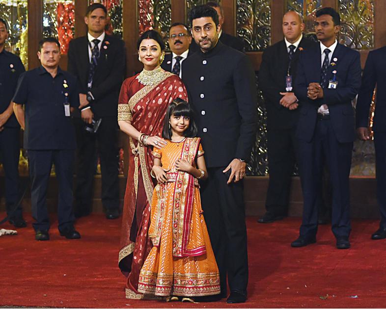 Celebrities At Isha Ambanis Wedding