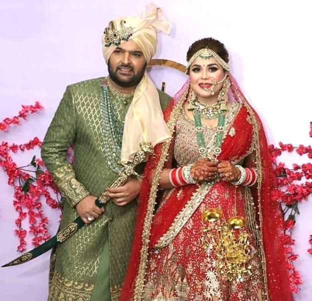 Kapil Sharma, Ginni Chatrath wedding inside pics: Comedian