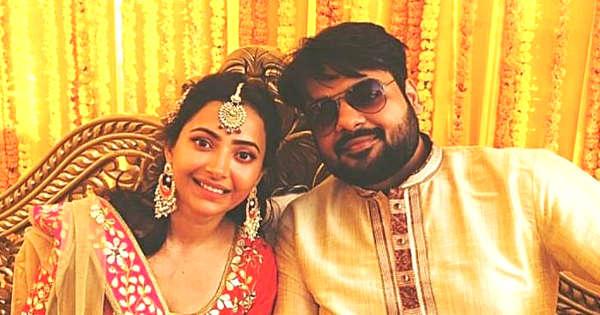 Makdee actor Shweta Basu Prasad's Bengali wedding with Rohit