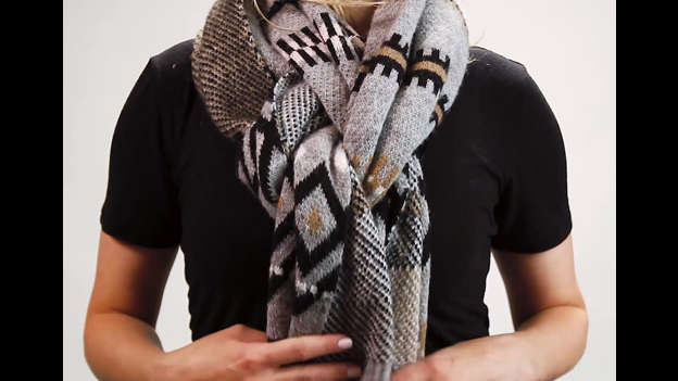 6d60fec5fcd12 How to wear a men's scarf, according to Instagram