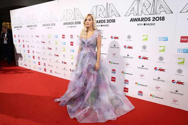 on sale b615f d11a5 Slide 2 of 86  SYDNEY, AUSTRALIA - NOVEMBER 28  Rita Ora arrives for