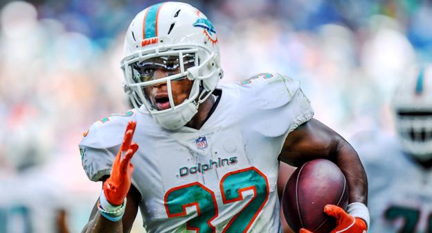 buy popular 36d7d 003a0 Kenyan Drake #32 News, Stats, Photos - Miami Dolphins - NFL ...