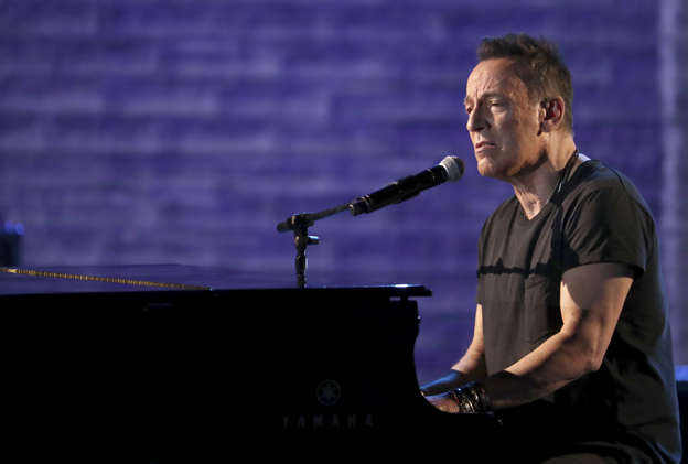 The Mind Is a Terrifying Place  Even For Bruce Springsteen