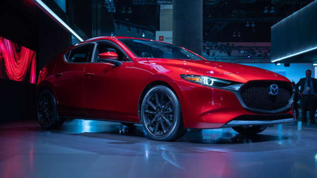 New Mazda3 Might Get All Wheel Drive And A Manual Together