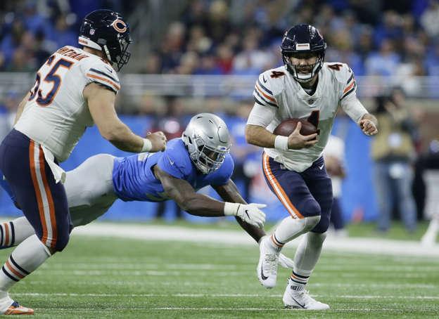 8349ed365 Report  Bears plan to start Chase Daniel on Sunday
