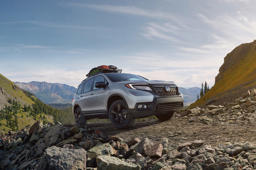 2019 Honda Passport world debut at 2018 Los Angeles Auto Show