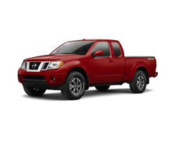 a close up of a car: 2018 Nissan Frontier