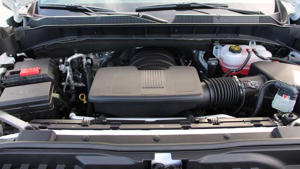 a car engine: 2019 Chevrolet Silverado Trailboss: Review