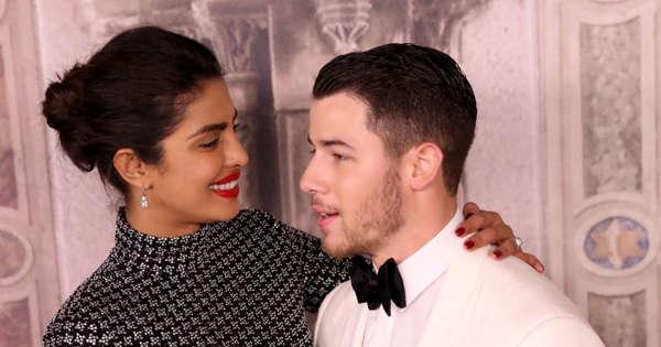 Priyanka Chopra Marries Nick Jonas, Spectacular Fireworks