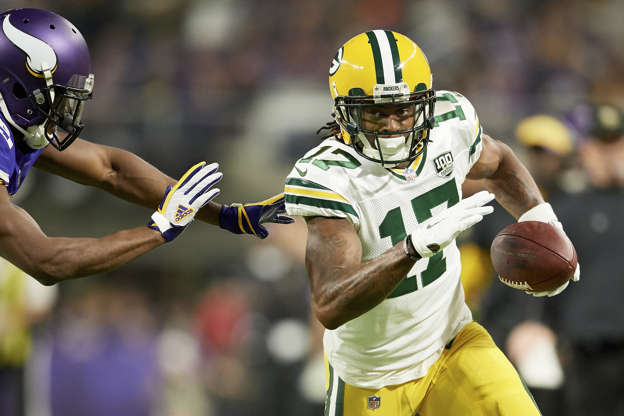 3cfde4be Packers' Adams: 'I'm the best receiver in the NFL'