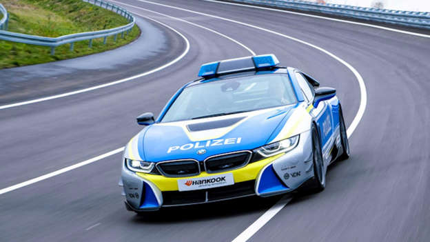 Flott AC Schnitzer BMW i8 Is How All Police Cars Should Look Like EX-77