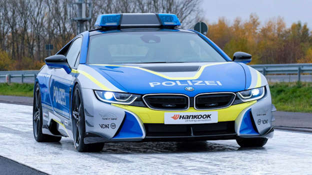 Ac Schnitzer Bmw I8 Is How All Police Cars Should Look Like