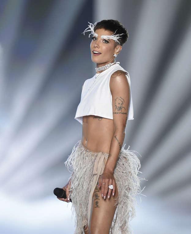 8004f39e993ba Victoria s Secret Fashion Show can t escape controversy as performer slams   lack of inclusivity