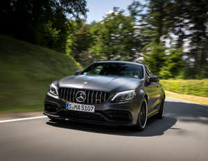 2019 Mercedes Benz C Class Coupe Amg C63 S Photos And Videos