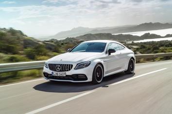 2019 Mercedes-Benz C-Class Coupe AMG C43 Options - MSN Autos