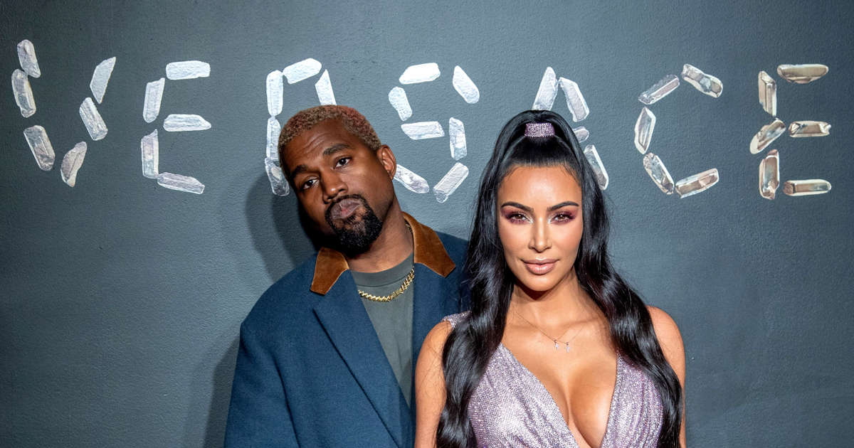 e3b54c1f054c Kanye West Calls Out Drake for Following Kim Kardashian on Instagram