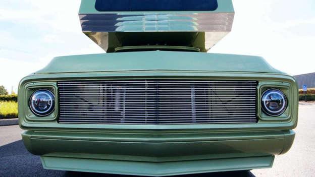 Everyone Missed This Amazing, Retro RV At SEMA