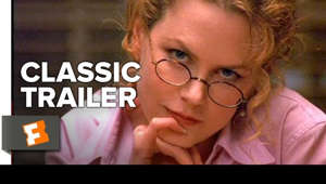 Subscribe to CLASSIC TRAILERS: http://bit.ly/1u43jDe Subscribe to TRAILERS: http://bit.ly/sxaw6h Subscribe to COMING SOON: http://bit.ly/H2vZUn Like us on FACEBOOK: http://goo.gl/dHs73 Follow us on TWITTER: http://bit.ly/1ghOWmt  Eyes Wide Shut (1999) Official Trailer - Tom Cruise, Nicole Kidman Movie HD  A New York City doctor, who is married to an art curator, pushes himself on a harrowing and dangerous night-long odyssey of sexual and moral discovery after his wife admits that she once almost cheated on him.  Welcome to the Fandango MOVIECLIPS Trailer Vault Channel. Where trailers from the past, from recent to long ago, from a time before YouTube, can be enjoyed by all. We search near and far for original movie trailer from all decades. Feel free to send us your trailer requests and we will do our best to hunt it down.