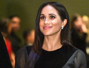 The 37-year-old royal - who was known as Meghan Markle and was an actress in 'Suits' before marrying Prince Harry in May this year - shared in August 2017 that she had begun her acting career because of Julia.