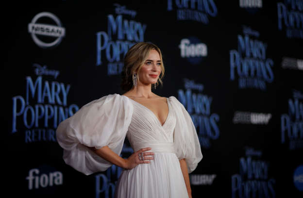 Why Emily Blunt Made Her Mary Poppins 'Weird,' 'Batty' and