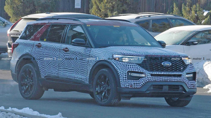 2020 Ford Explorer To Debut January 9