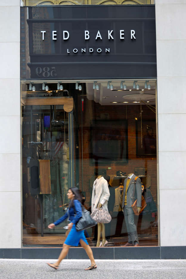 0bc563c0ac44 Ted Baker revenue hit by lower wholesale sales