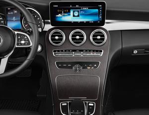 2019 Mercedes Benz C Class Cabriolet C300 Interior Photos