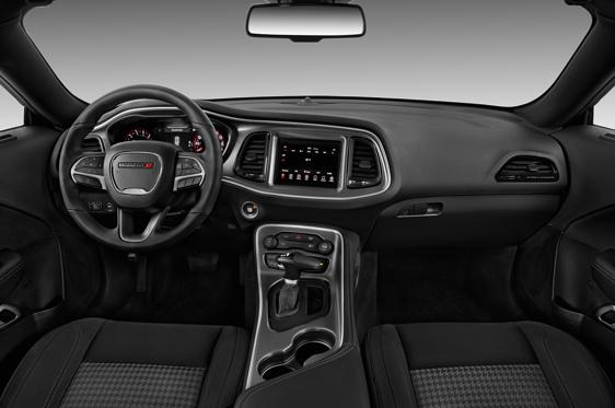 2019 Dodge Challenger R T Scat Pack Interior Photos Msn Autos