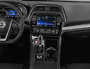 Nissan Maxima 2017 Interior >> 2017 Nissan Maxima 3 5 Sv Interior Photos Msn Autos