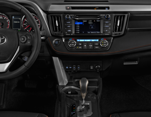 2017 Toyota Rav4 Platinum Interior Photos Msn Autos