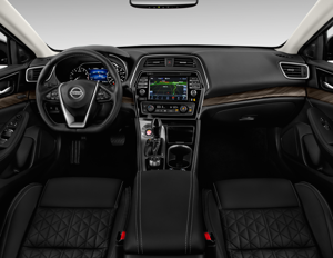 Nissan Maxima 2017 Interior >> 2017 Nissan Maxima Platinum Interior Photos Msn Autos