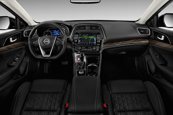Slide 1 Of 11 2017 Nissan Maxima