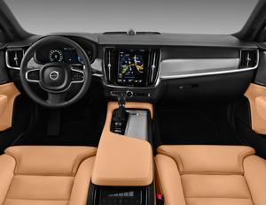 2017 Volvo S90 Interior Photos Msn Autos