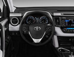 2017 Toyota Rav4 Xle Interior Photos Msn Autos