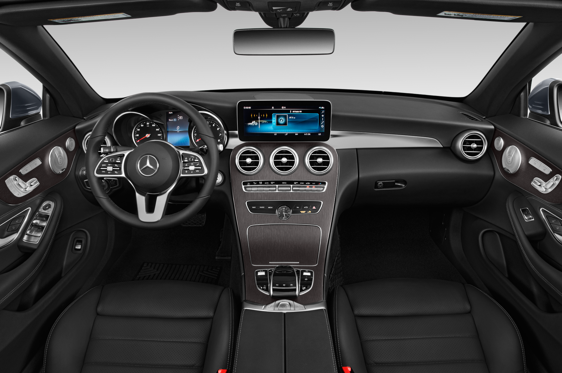 2019 Mercedes Benz C Class Cabriolet C300 Interior Photos