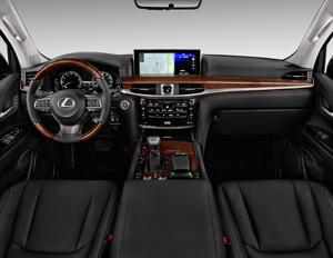 2019 lexus lx 570 three row interior photos msn autos 2019 lexus lx 570 three row interior