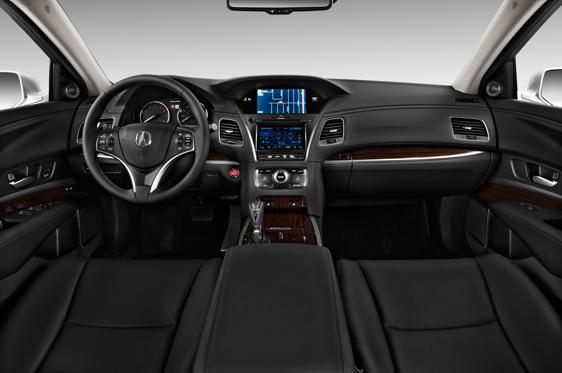 Slide 1 Of 11 2017 Acura Rlx